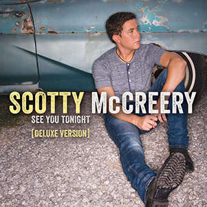 cvr Scotty McCree See You Tonight Deluxe Version 2013