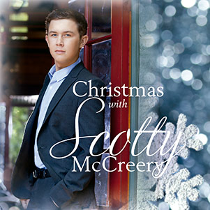 cvr Scotty McCreery Christmas with Scotty McCreery 2012